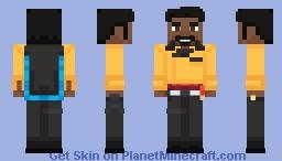 Lando Calrissian (Solo) Minecraft Skin