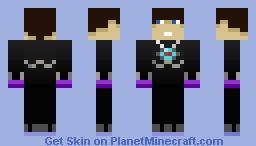 AntVenom Modified[Request] Minecraft Skin