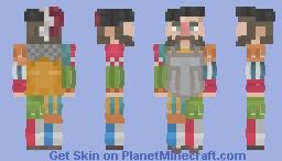 German Landsknecht Minecraft Skin