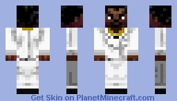 A Gambler/Mobster Minecraft Skin