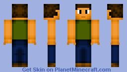 Laughing Kid Minecraft Skin