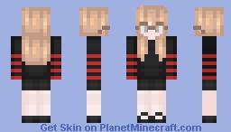 Laura Les from 100gecs Minecraft Skin