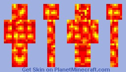 Lava Minecraft