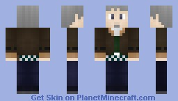 lawrence (Spice & Wolf) Minecraft Skin