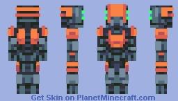 Lazar Minecraft Skin