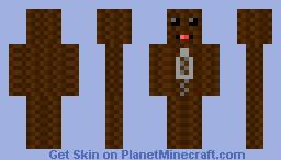 LBP Sack Boy Minecraft Skin