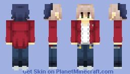 LCU - Undercover Chase Minecraft Skin