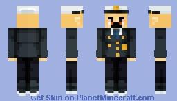 LCU - Chief Marion Dunby Minecraft Skin
