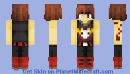 LCU - Rex Fury Minecraft Skin