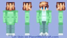 Subtle | Commission Minecraft Skin