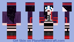 LeBlanc (League Of Legends) Minecraft Skin
