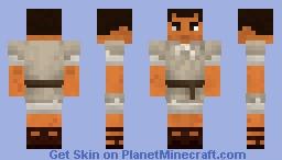 Roman Republic Legionary (4 Variants) Minecraft Skin
