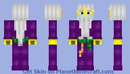Lego Dumbledore Minecraft Skin