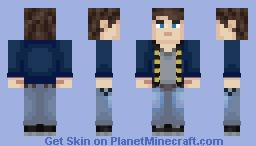Lego Skin Pack: Deckhand Minecraft Skin