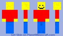 A LEGO MAN!