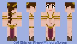 Slave Leia Minecraft