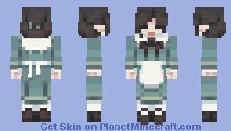 ↷๑。900 subs! ⌇ Minecraft Skin