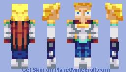 Lemillion (My Hero Academia) Minecraft Skin