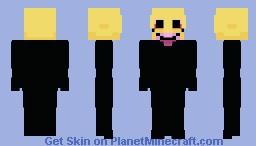 Lemon Demon Minecraft Skin