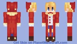 """""""If only I wasn't reborn.."""" Minecraft Skin"""