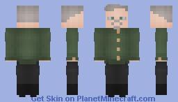 Leon Trotsky | Russian Revolutionary Minecraft Skin