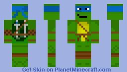 TMNT - Leonardo Skin