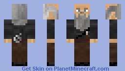 Leonardo Da Vinci Minecraft Skin