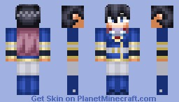 Leon Magnus Minecraft Skin