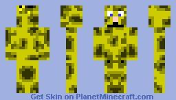 leopard Minecraft Skin