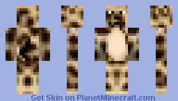 leopard_paw2 (request leopard) Minecraft Skin