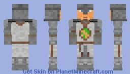 Leyawiin Guard [TES:Oblivion] Minecraft Skin
