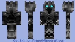 Arthas Minecraft Skin