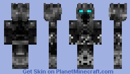 The Shadow King Minecraft Skin