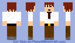 light yagami Minecraft Skin