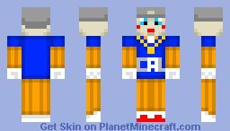 Lil' Cal Minecraft Skin