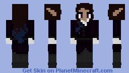 Lillie Alfansia - The Cursed Desert Elf -- Version 2 Minecraft Skin