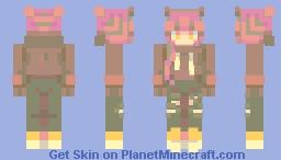 Edin / Fan-skin | Hyatt Minecraft Skin