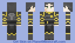Lin Beifong, Chief of Police Minecraft Skin