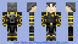 Legend of Korra - Lin Bei Fong Minecraft Skin