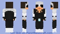 Linda Park | Doctor Light - CW Minecraft Skin