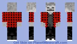 LinePuP Dead Minecraft Skin