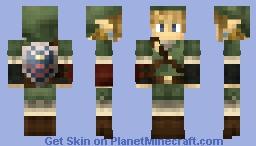Link (Twilight Princess) Minecraft Skin