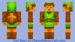 The Legend of Zelda - NES: Link