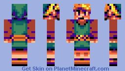 Link - Link's Awakening Minecraft Skin