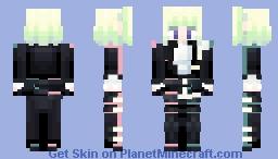 Lio Fotia ♕ Promare Minecraft Skin