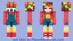 *°• 𝒴𝑜𝓊 𝒶𝓇𝑒 𝓂𝓎 𝒮𝓊𝓃𝓈𝒽𝒾𝓃𝑒 •°* Minecraft Skin