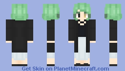 I can't handle rejection Minecraft Skin