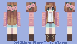 Little Kelly - Remake Minecraft Skin