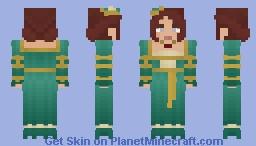 [LOTC] Soothsayer Minecraft Skin