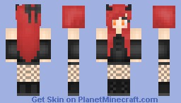 °ѕυgαя° Little devil! Minecraft Skin